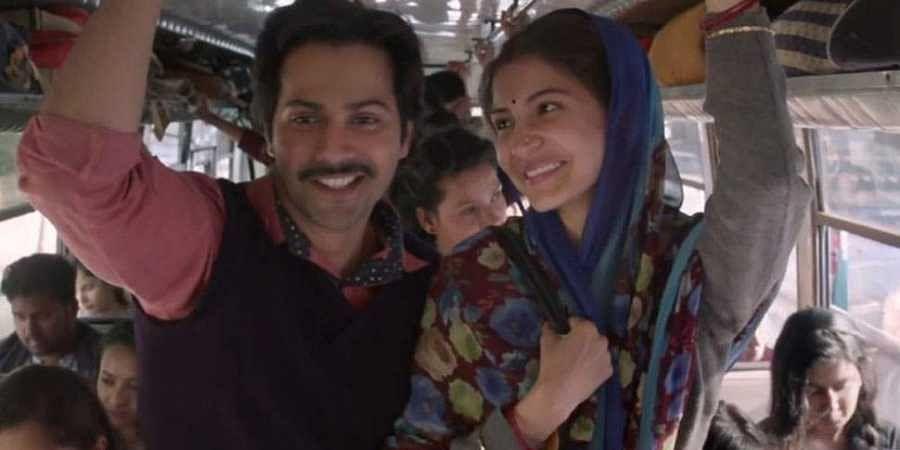 Anushka Sharma and Varun Dhawan