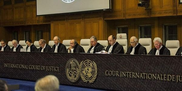 International Court of Justice has no jurisdiction in Iran's nuclear