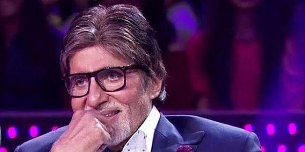 Amitabh Bachchan happy when 'Kaun Banega Crorepati