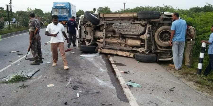 Former Andhra Pradesh CM NT Rama Rao's son Harikrishna dies in car accident in Nalgonda