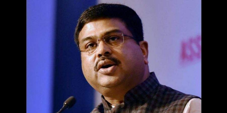 Union Minister Dharmendra Pradhan