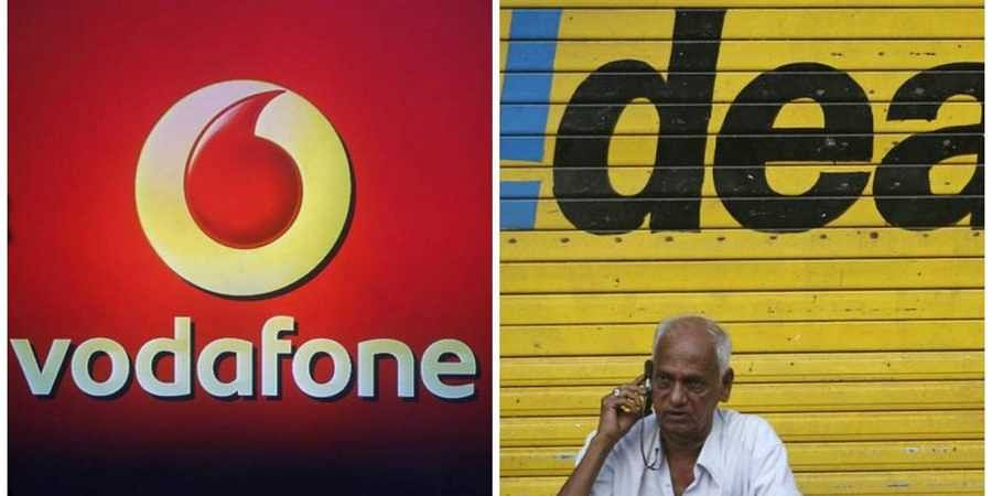 Vodafone-Idea Cellular to merger within two years. (File photo | Reuters)
