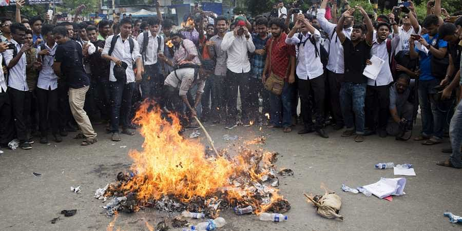 Bangladesh violence: Armed men attack United States envoy's cars amid protests