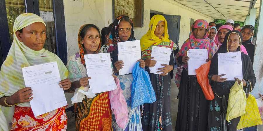 Verification of West Bengal migrants' identities for Assam