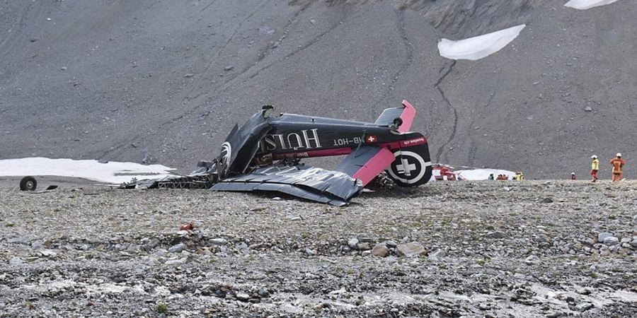 Switzerland: Two plane crashes claim several lives