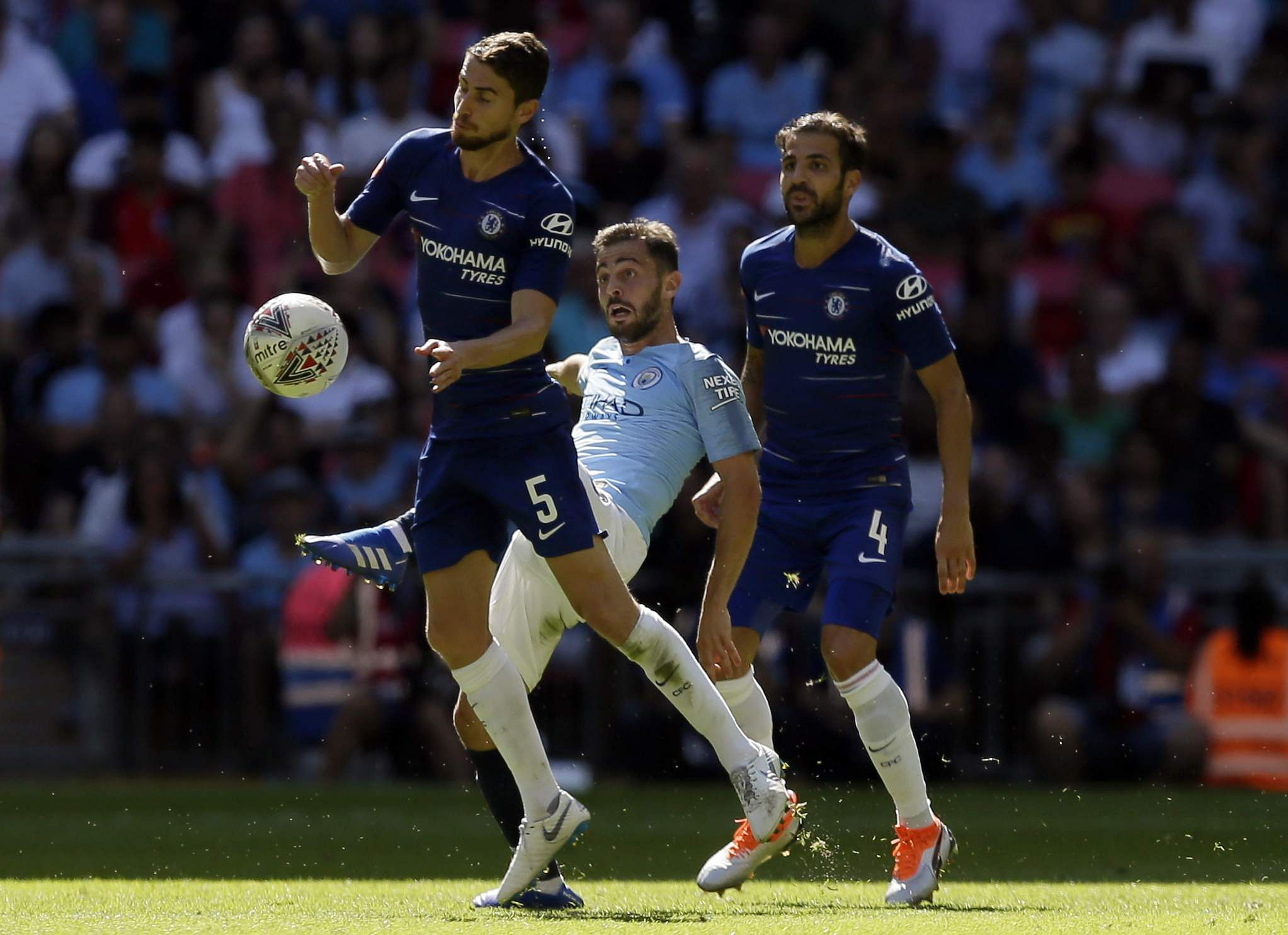 Community Shield - Manchester City - Chelsea