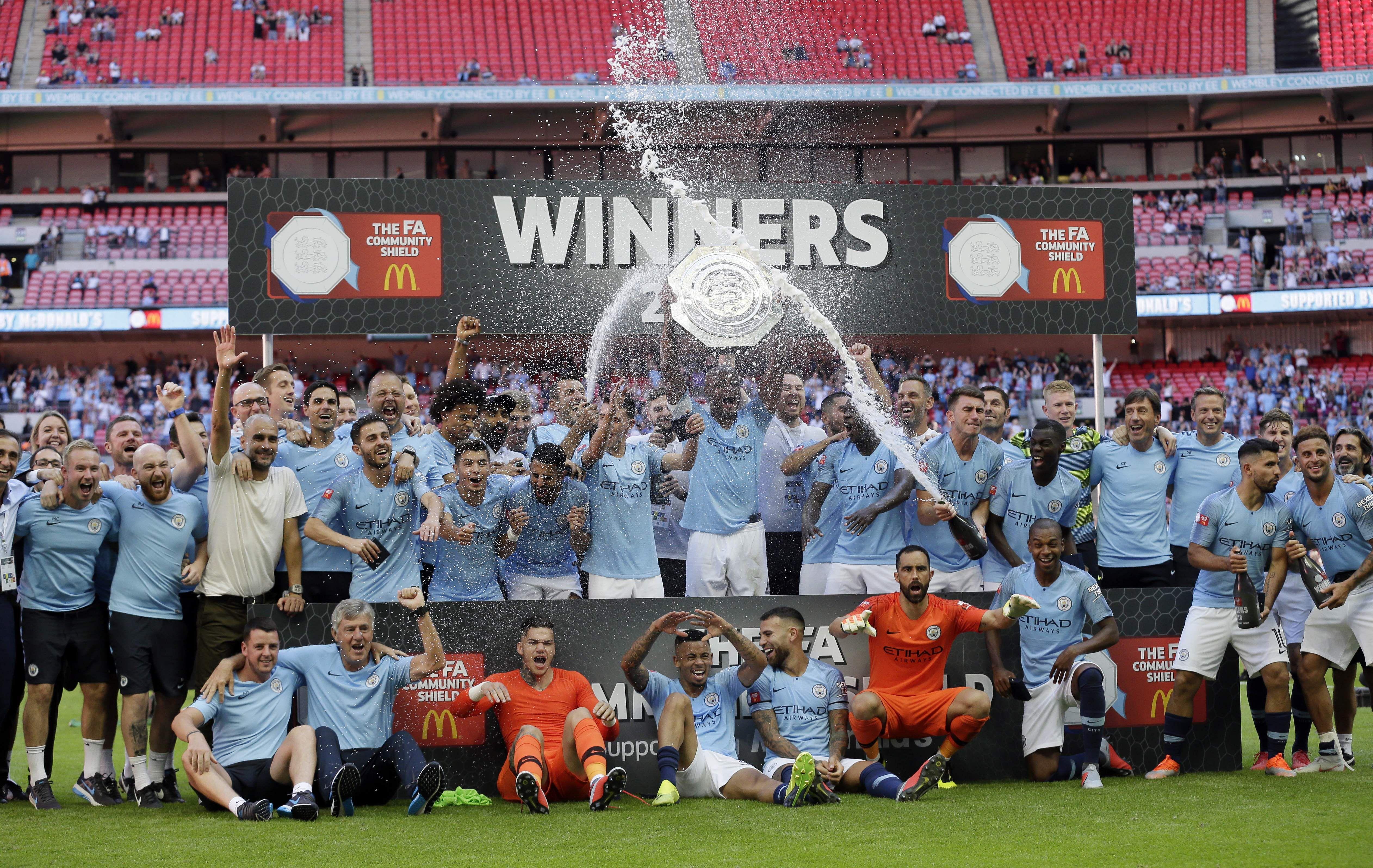Community Shield - Manchester City - Chelsea