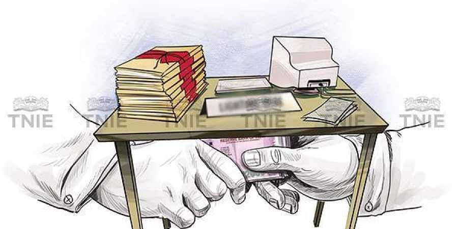 45 per cent respondents admit to paying bribe to get work done: Survey, corruption
