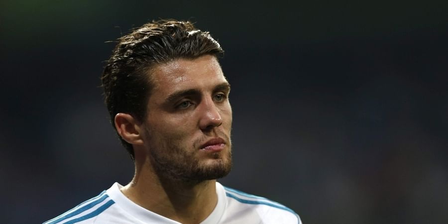 FILE - In this Wednesday, Sept. 13, 2017 file photo Real Madrid's Mateo Kovacic leaves the pitch after being injured during a Champions League group H soccer match between Real Madrid and Apoel Nicosia at the Santiago Bernabeu stadium in Madrid, Spain. (File | AP)