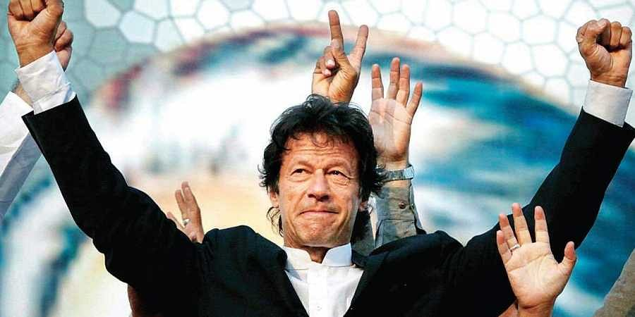 Imran Khan swearing in on Aug 18