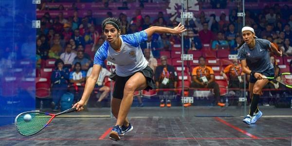India's Joshna Chinappa (Photo | File/PTI)