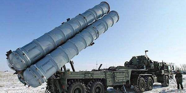 S-400 long-range surface missile. ( Photo| PTI)