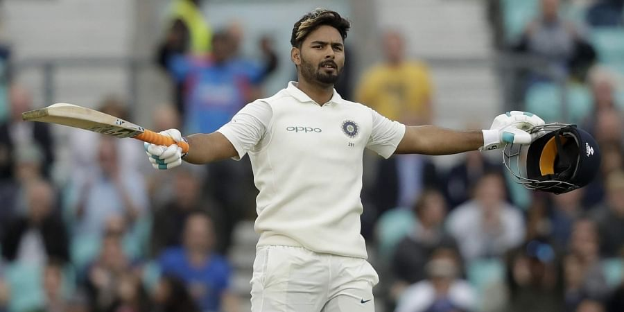 Rishabh Pant scores maiden hundred as India sniff at improbable victory  against England in final Tes- The New Indian Express