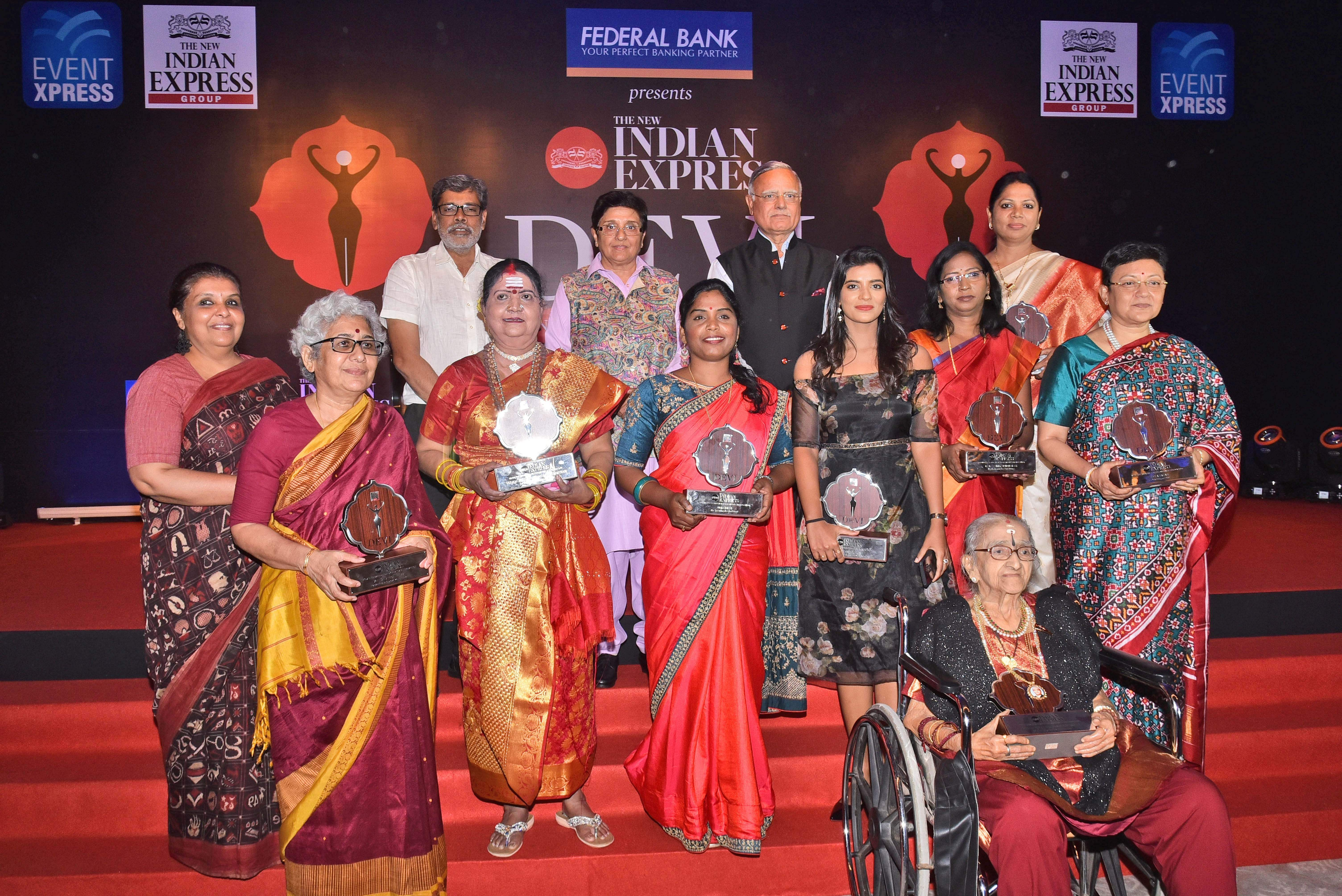 Devi Awards The New Indian Express