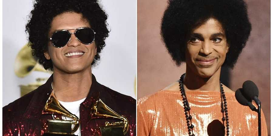 Bruno Mars not playing Prince in new movie- The New Indian Express