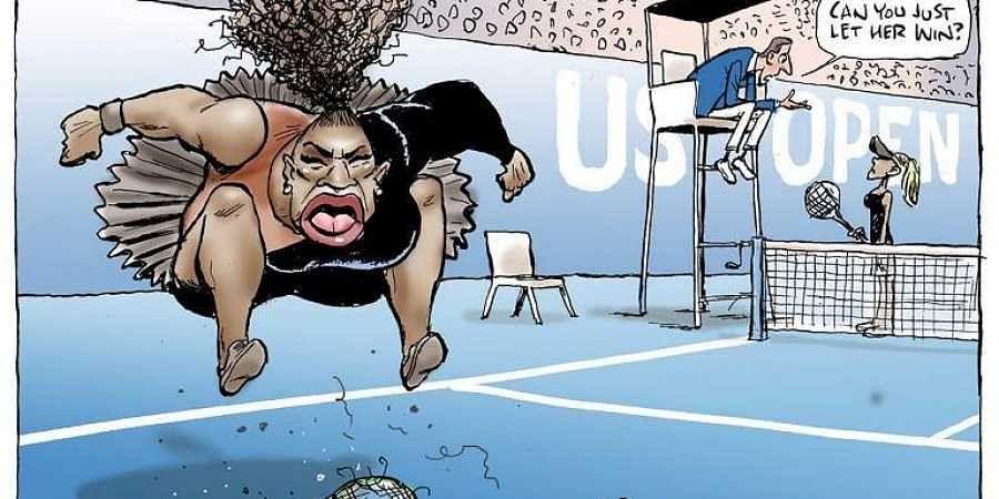Serena sketch