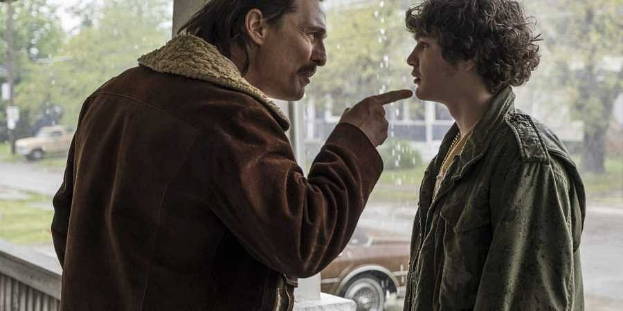 White Boy Rick' movie review: Mathew McConaughey gives heart
