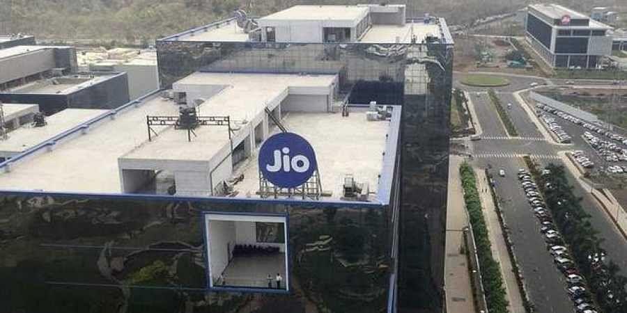 Reliance Jio. (File photo | Reuters)