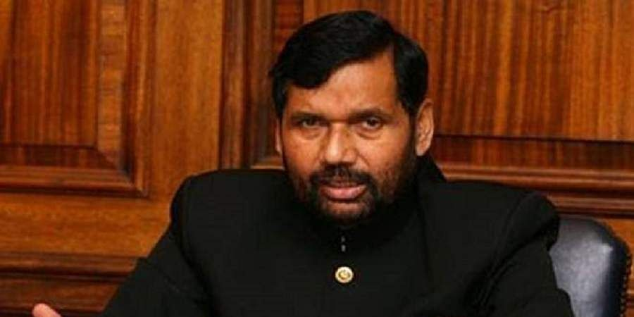 Union Minister Ram Vilas Paswan S Daughter Set To Contest Against Him In Bihar S Hajipur Lok Sabha S The New Indian Express