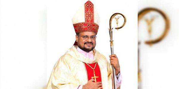 Jalandhar Bishop Franco Mulakkal