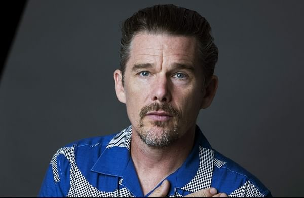 Ethan Hawke, daughter Maya to star incoming-of-age feature 'Revolver'