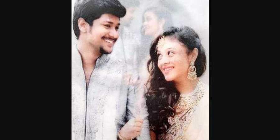 Pranay and Amruthavarshini.