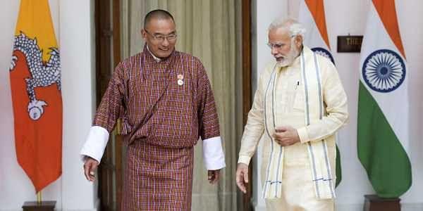 Bhutanese Prime Minster Dasho Tshering Tobgay