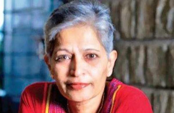 Late senior journalist Gauri Lankesh