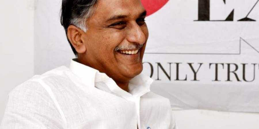 Siddipet comes out in support of Harish Rao- The New Indian