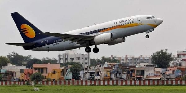 Image of Jet Airways aircraft used for representation. (File photo | Reuters)