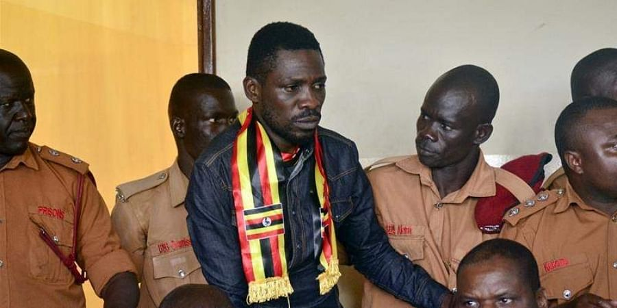 Showdown looms: Uganda police v Bobi Wine