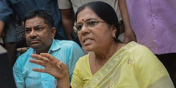 Former Bihar Social Welfare Minister Manju Verma   PTI