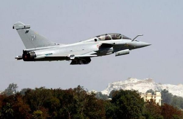 Image of a Rafale jet used for representational purpose only. (File photo | PTI)