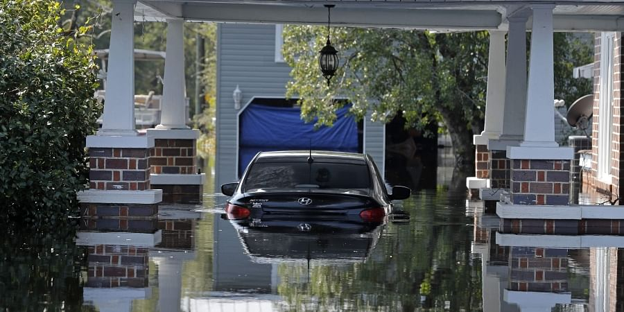 Death toll rises to 43 in aftermath of Florence