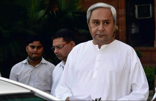 Odisha CM and BJD supremo Naveen Patnaik. (File)