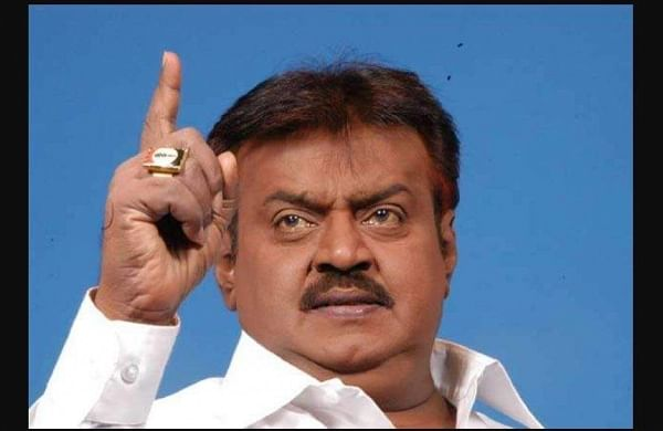 Vijaykanth (Photo | PTI)