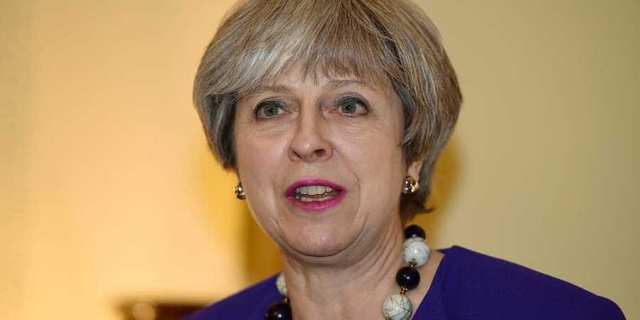 British PM busy seeking support for her Brexit deal