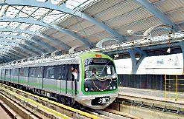 Bengaluru Metro,  image used for representation. (Photo| EPS)