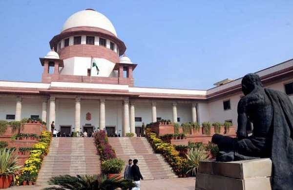 Image of the Supreme Court used for representational purposes (File | PTI)