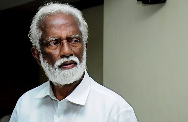 Mizoram Governor Kummanam Rajasekharan | Express Photo