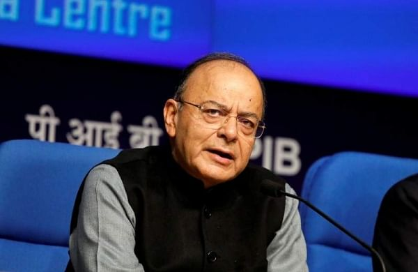 Finance Minister Arun Jaitley attends a news conference sharing details about the recapitalisation of public sector banks in New Delhi, January 24, 2018. | (File | Reuters)