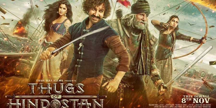 Thugs Of Hindostan' to be dubbed in Tamil, Telugu- The New Indian