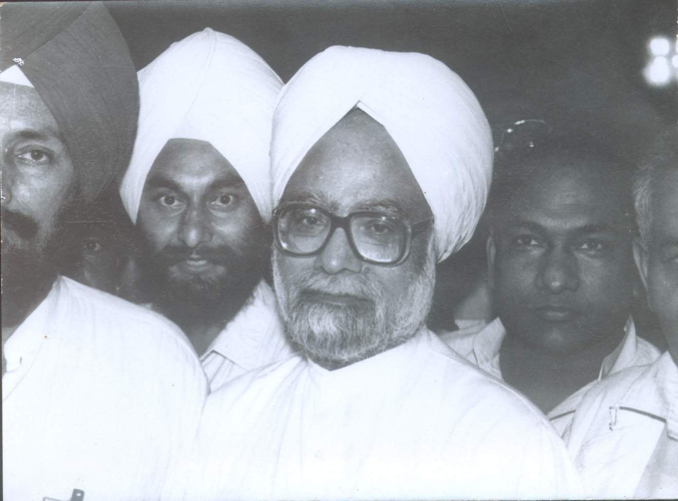 Born on this day in 1932, senior Congress leader Dr Manmohan Singh was Prime Minister for two consecutive terms between 2004 and 2014. Here is a look back at some of his rare photos. (Photo | File/EPS)