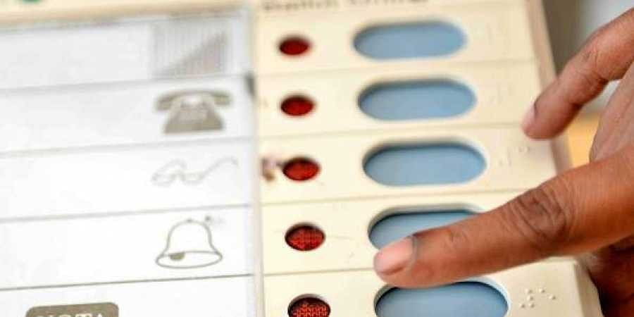 EVM, Voting