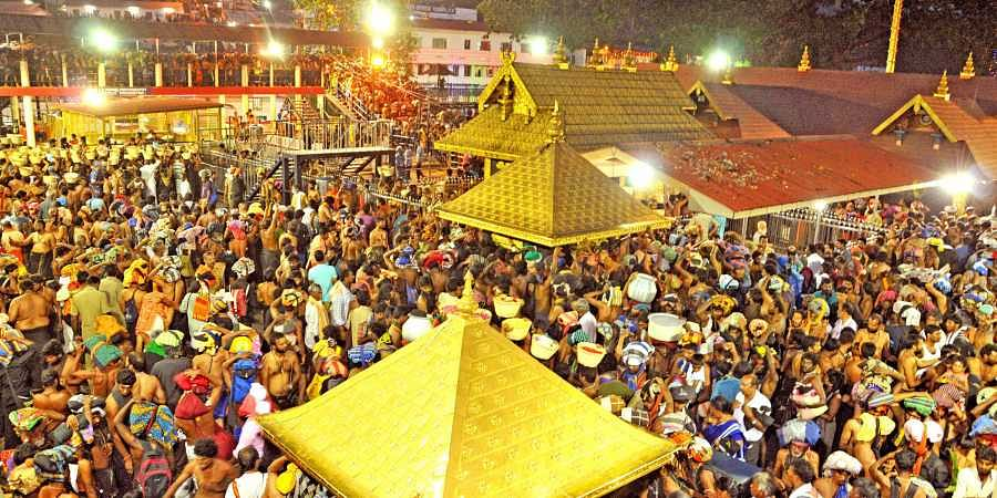 Supreme Court allows women entry into Sabarimala temple