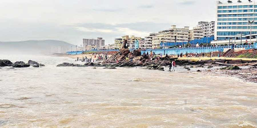 One Way Rule On Rk Beach Road Evokes Mixed Response The New Indian Express