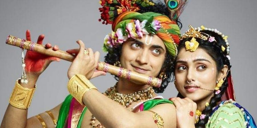 I feel blessed to play Lord Krishna: Sumedh Mudgalkar- The