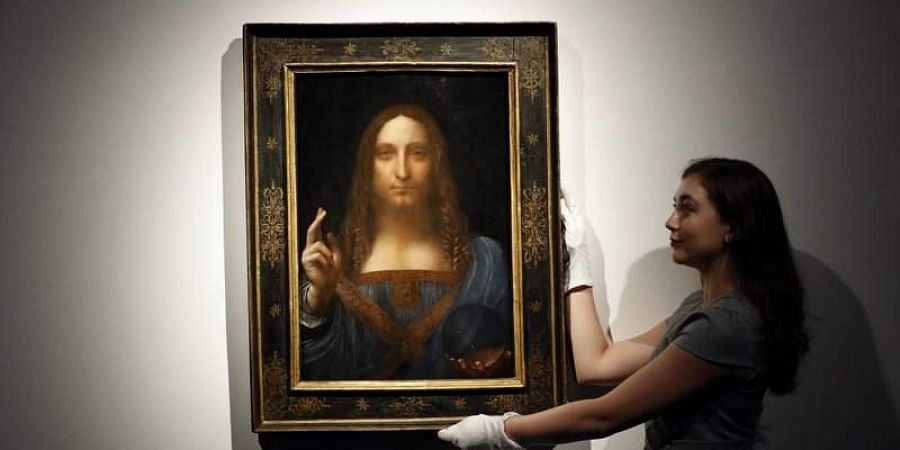 UAE postpones Da Vinci unveiling at Louvre