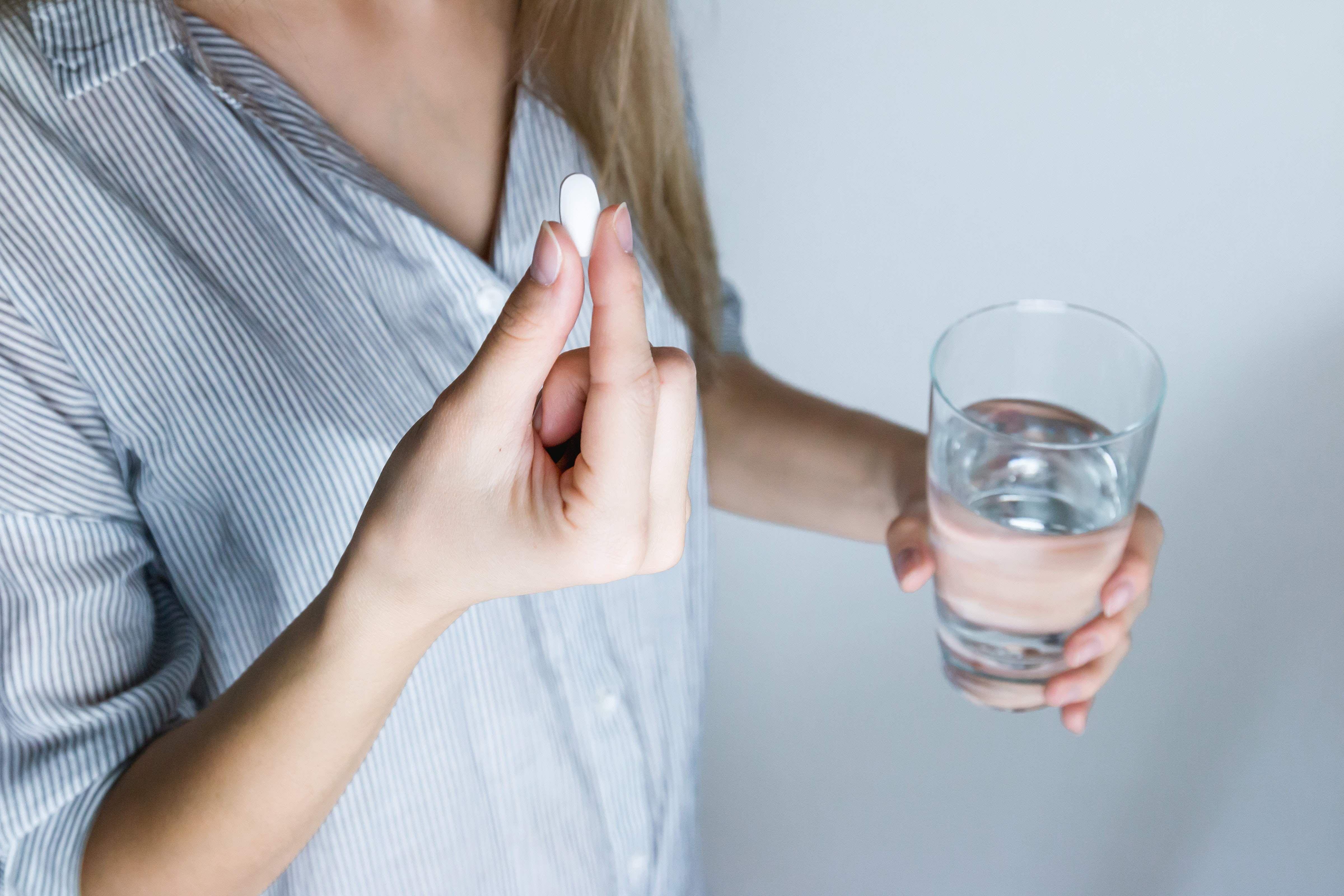 photo Pill cuts ovarian cancer risk'
