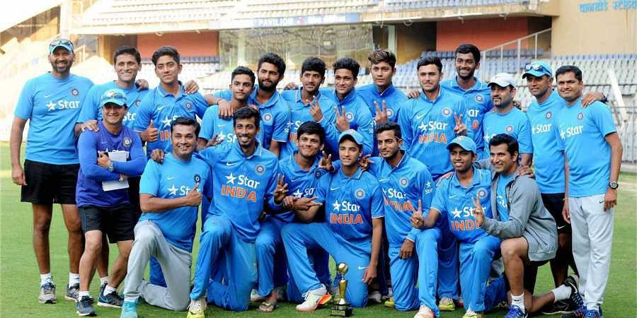 India To Begin Under 19 World Cup Title Defence Against Sri Lanka The New Indian Express